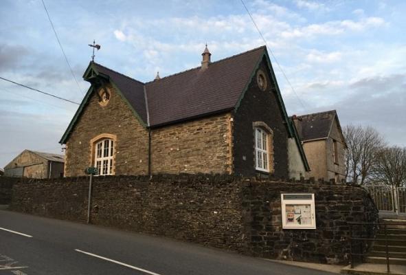 Canolfan Gymdeithasol Trelech Community Centre