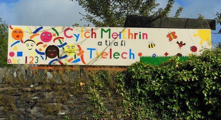 Cylch Meithrin Ti a Fi Trelech