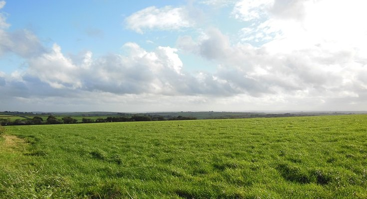 Trelech area view